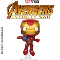 Funko Pop Marvel Avengers Infinity War Iron Man