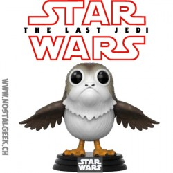 Funko Pop! Star Wars The Last Jedi Porg Open Wings Edition Limitée