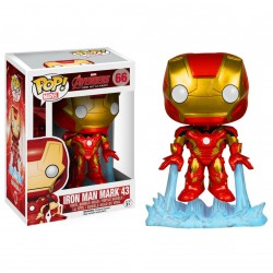 Funko POP! Iron Man Mark 43