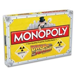 Monopoly Retour vers le Futur Collector's Edition En anglais
