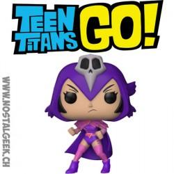 Funko Pop DC Teen Titans Go The Night Begins To Shine Raven