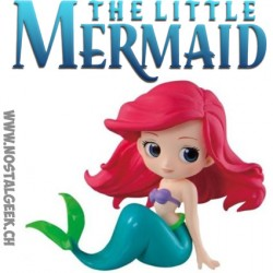 Disney Q posket Characters petit vol.4 - Little Mermaid Ariel Figure