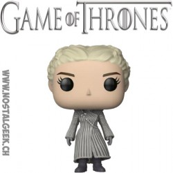 Funko Pop! Game of Thrones Daenerys Targaryen White Coat Vynil Figure