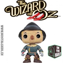 Funko Pop Movie The Wizard Of Oz Scarecrow (Vaulted)