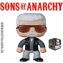 Pop Télévision Sons of Anarchy : Clay Morrow (Vaulted)