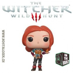 Funko Pop! Jeux Vidéo The Witcher 3: Wild Hunt Triss Merigold