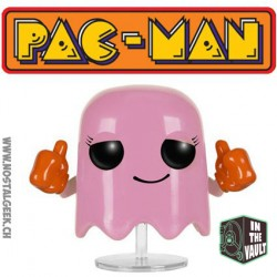 Funko Pop! Games Pac Man Pinky