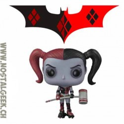 Funko Pop! DC Harley Quinn Rose Edition Limitée