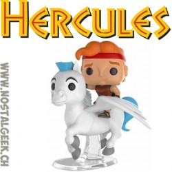 Funko Pop Rides Disney Hercules Pegasus and Hercules