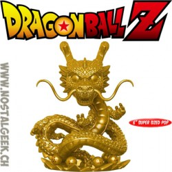Funko Pop! 15 cm Dragon Ball Shenron Gold Edition Limitée