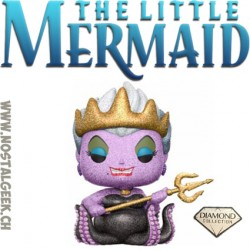 Funko Pop Disney Little Mermaid Ursula Glitter Vinyl Figure