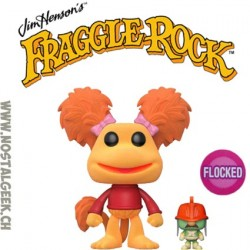 Funko Pop Fraggle Rock Red with Doozer Flocked Edition Limitée