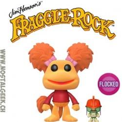 Funko Pop Fraggle Rock Red with Doozer Flocked Exclusive Vinyl Figure