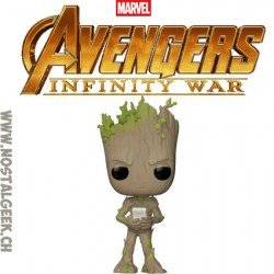 Funko Pop Marvel Avengers Infinity War Groot Adolescent