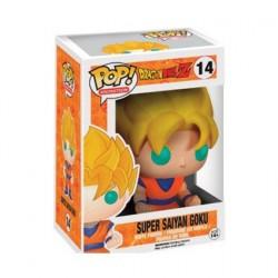 Funko Pop Anime Dragonball Z Super Saiyan Goku