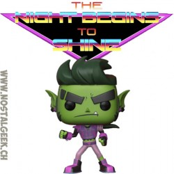 Funko Pop DC Teen Titans Go The Night Begins To Shine Beast Boy Vinyl Figure