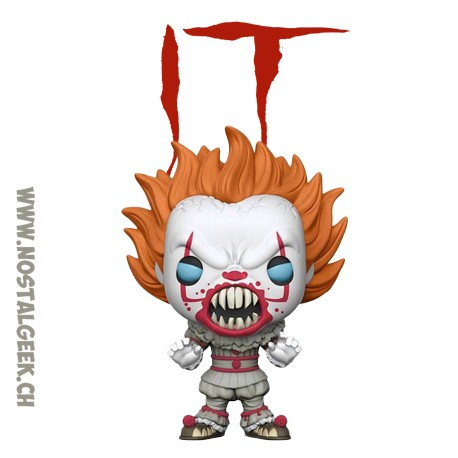 Toy Funko Pop Movie It Pennywise Gripsou With Teeth