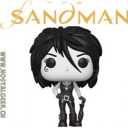Funko Pop DC Super Heroes Death Neil Gaiman Exclusive Vinyl Figure