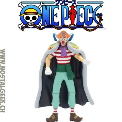 One Piece Baggy le Clown Fragmentation Festival Action Figure