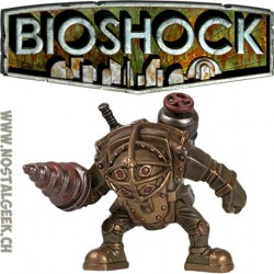 Bioshock Big Daddy Figurine 8cm