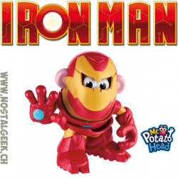 Marvel Mr. Potato Head as Iron Man