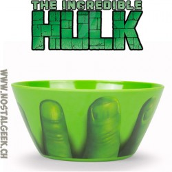 Marvel Hulk Bowl 6''