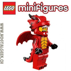 Lego Minifigure -Series 18- Dragon Guy