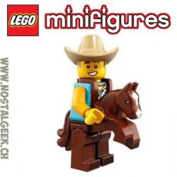Lego Minifigure -Series 18- Cowboy Costume