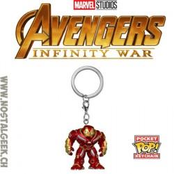Funko Pop Pocket Keychain Avengers Infinity War Hulkbuster Vinyl Figure
