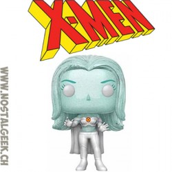 Funko Pop! Marvel X-Men Emma Frost (Diamond) Edition Limitée