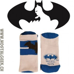 Funko Batman Socks Grey and Blue One Size Fits