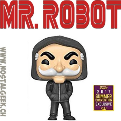 Funko Pop Television SDCC 2017 Mr. Robot Elliot Masked Exclusive Vinyl Figure