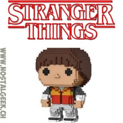 Funko Pop Stranger Things 8-Bit Will Edition Limitée