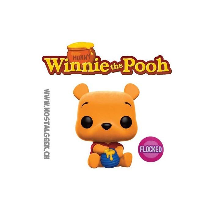 Funko Pop Disney Winnie the Pooh Flocked Vinyl Figure