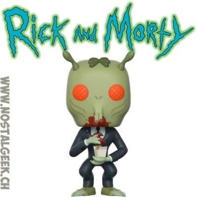 Funko Pop Cartoons Rick and Morty Cornvelious Daniel