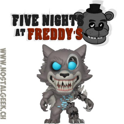 Funko Pop Games Five Nights at Freddys Twisted Wolf Vinyl Figure