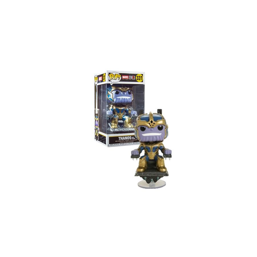 Toy Funko Pop 15 Cm Marvel Avengers Infinity War Thanos