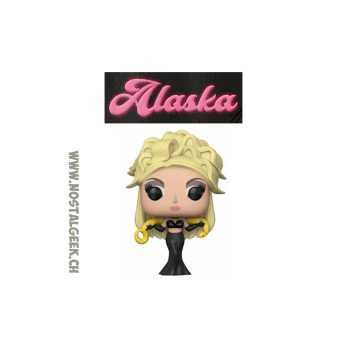 Funko Pop TV Drag Queens Alaska in Sparkle Dress Exclusive Vinyl Figure