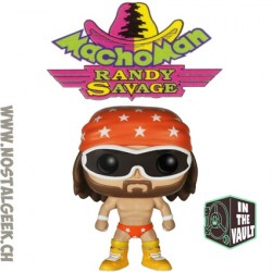 "Funko Pop! Sport: WWE - ""Macho Man"" Randy Savage Wrestling"