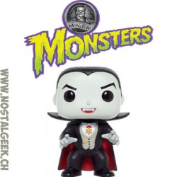 Funko Pop! Movies Universal Studio Monsters Dracula Boîte abîmée