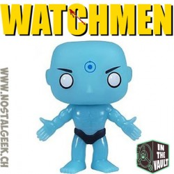 Funko Pop Movies Watchmen Dr. Manhattan Vaulted Vinyl Figure