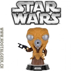 Funko Pop Star Wars Zuckuss Edition limitée