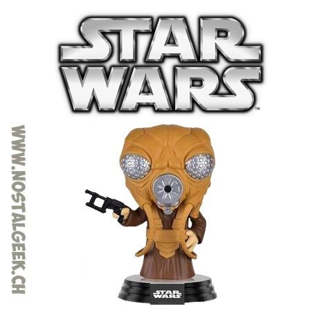 Funko Pop Star Wars Zuckuss Edition limitée