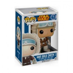 Funko Pop! Movies: Star Wars - Han Solo Hoth