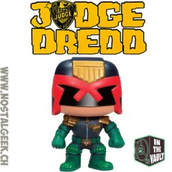 Funko heroes Judge Dredd Vaulted
