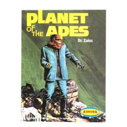 Planet of the Apes Dr. Zaius Model Kit by Aurora