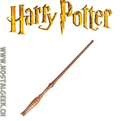 Harry Potter- Baguette de Sorcier de Luna Lovegood Edition Standard Noble Collection