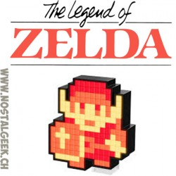 Lampe Zelda Red Link Pixel Pals Light up