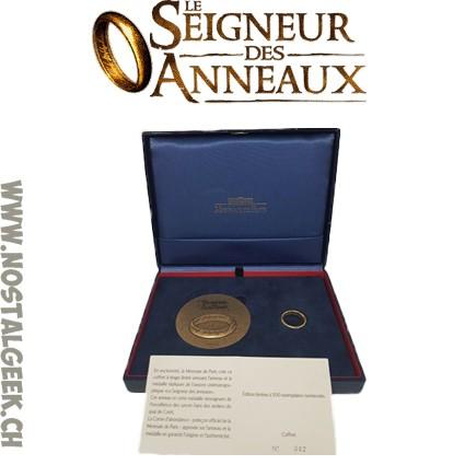 meilleur service prix de liquidation prix bas Figurine Le Seigneur des Anneaux Coffret Monnaie de Paris ...
