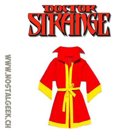 Doctor Strange Cloak of Levitation Bathrobe
